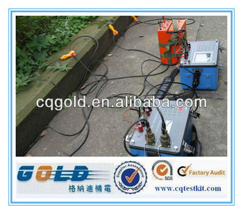 Geophysical Equipment For 2D Resistivity Survey System