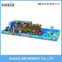 kindergarten indoor playground equipment