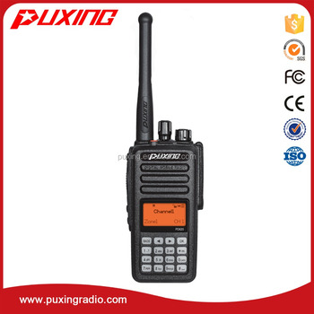 DMR radio PD620 400-470/450-520MHZ PUXING OEM professional design AMBE+2 IP67 encryption
