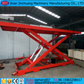 CE hydraulic scissor lift used for sale