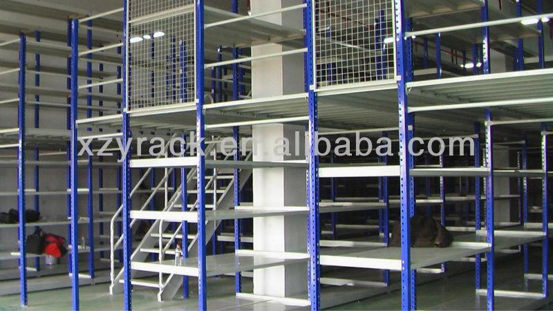 Mezzanine Area dexion type raised storage area grating mezzanine floor - buy