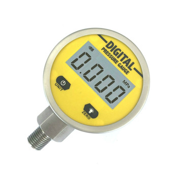 MD-S260 high-precision digital pressure gauge display in real time