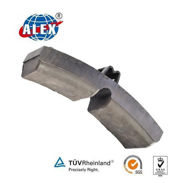 Train And Wagon Brake Shoes Advanced Designed, Railway Parts Train Brake Shoes, Professional Locomotive Brake Block Supplier