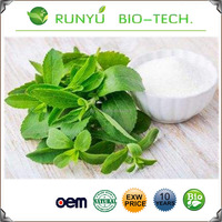 Factory supply 100% Natural Stevia Extract Stevia suger in bulk