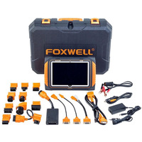 Top Selling High Quality Foxwell GT80 PLUS Next Generation Diagnostic Platform Automotive Service Tool WIFI Support