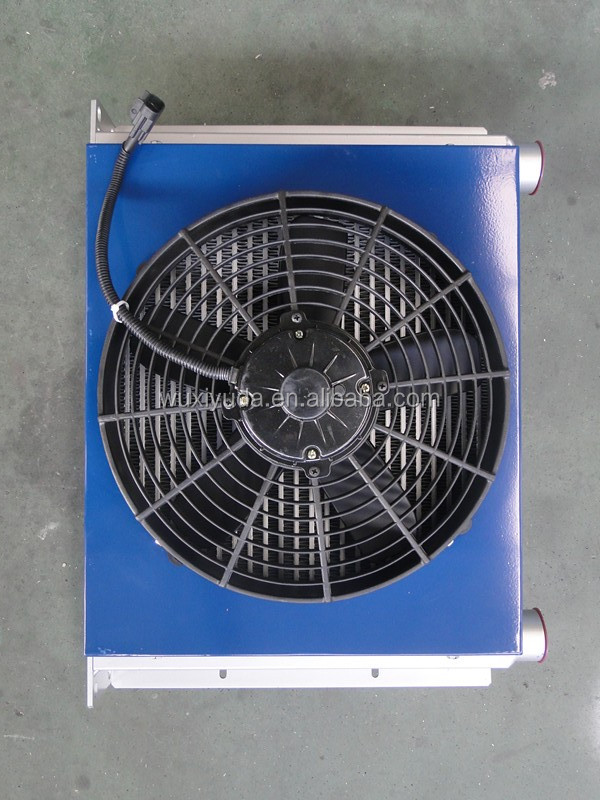Industrial Hydraulic Oil Cooler : With dc v fan hydraulic oil cooler buy industrial