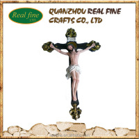 Holiday gift resin crafts crucifix cross