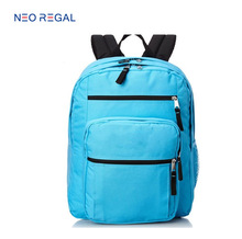 Durable Polyester Children School Bags,Large Capacity Water Resistant Multiple Pockets Promotional Backapck