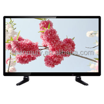China Flat Screen/HD /Smart /4K 15 17 19 22 24 32 40 43 49 50 55 inch LCD /LED TV in India /Africa/Middle East on Hot Sell