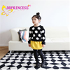 2015 hot sale korea new design knitted kids pullover sweater