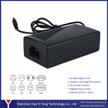 AC/DC power adapter 12v 4a 48w high power adpter for LED CCTV LCD