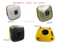Tonsim Fireproof Anti-theft Solar Power Hail Resistant Car Cover with Low Price