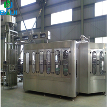 Bottle carbonated soft drink making machine / packaging machine