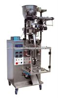Automatic granulated coffee packing machine