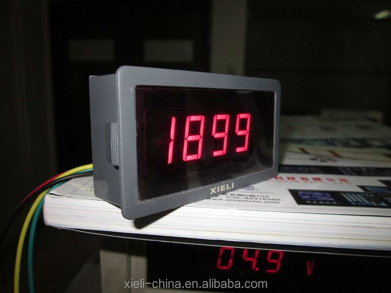 digital voltmeter ac 0-500v