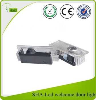 2014 New product Car Led Door logo light,Led welcome door light
