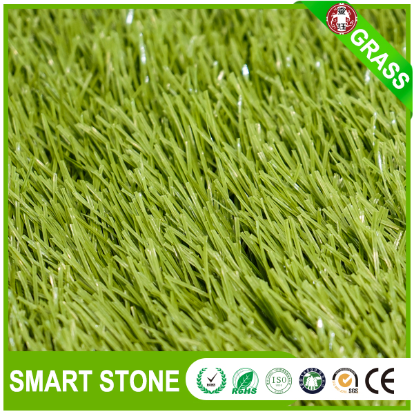 Synthetic field turf plastic grass carpet Drainage floor Mat for football