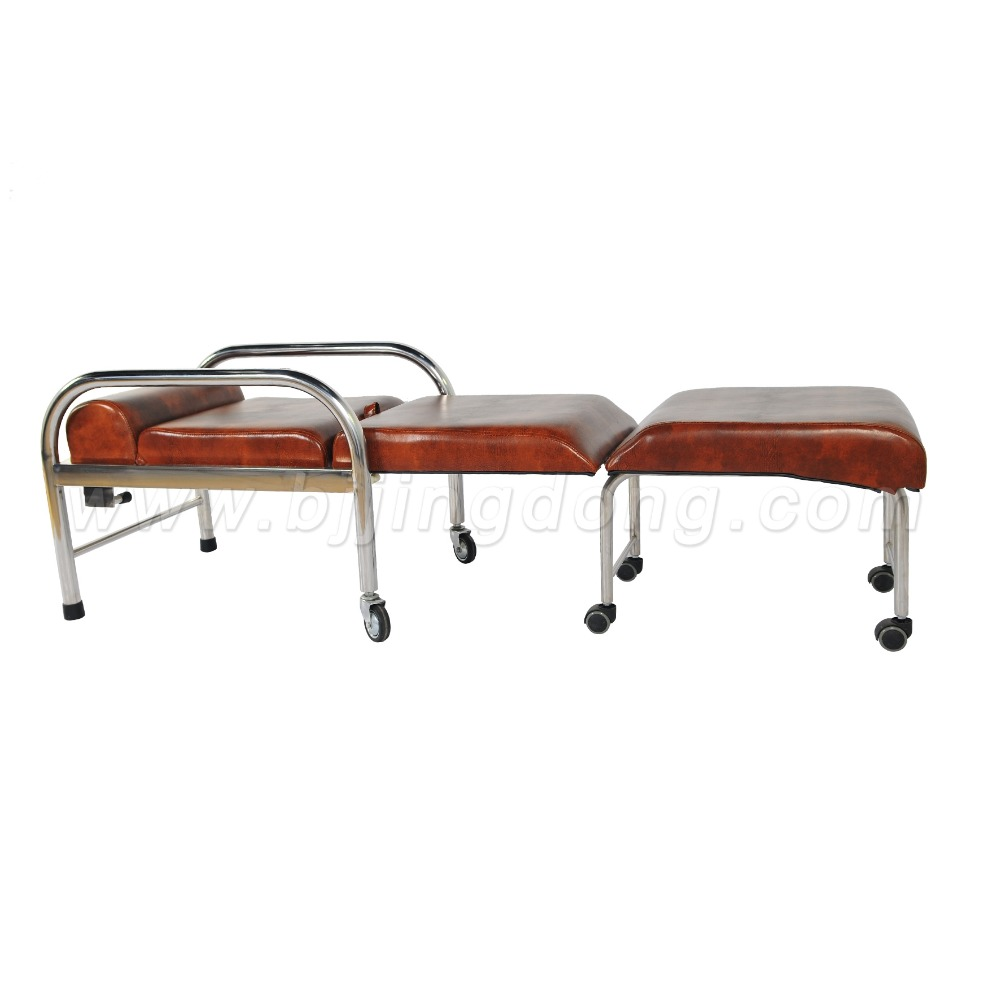 Plegable asistente medico sofa reclinable silla para el for Sillas para hospital