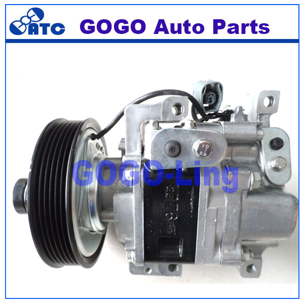 Auto A/<strong>C</strong> Compressor for MAZDA 6 3(2006-2008) OEM GJ6A-61-K00C H12A1AK4DW H12A1AF4DV H12A1AF4DW GJ6A61K00C