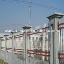 PVC Coated Assemble Fence/rubber coated fencing/rubber coated mesh fence