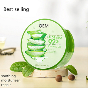 Natural skin care Moisturizing Forever Soothing Aloe vera Gel with 100% pure aloe vera gel benefits