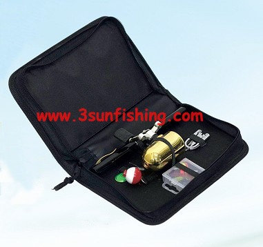 Telescopic PEN Fishing Combo Kit - Pocket sized Rod and Reel