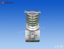 China Tencan BZS-200 6 layers mechanical vibrating lab sieve shaker , lab sieving machine