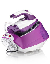 new model refilling system steam station iron with 4.5 bars pressure