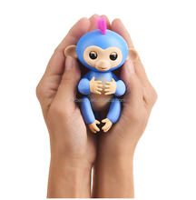Hot Christmas gift finger baby monkey interactive funny toy for kids
