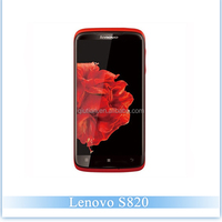 4.7 inch screen Lenovo S820 Smartphone MT6589 Quad Core 1.2GHz 3G Android 4.2 Mobile Phone 13.0MP Camera
