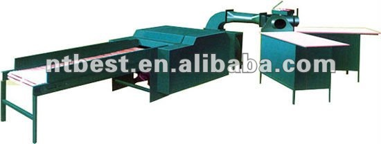 Green Pillow Filling Machine