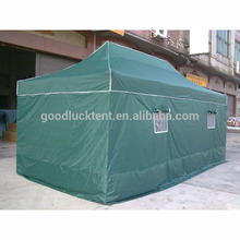 Waterproof PVC used canvas military tent for sale