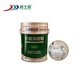 MINGSHIDA Non-yellowing polyurethane paint solid white color wood lacquer for furniture Top coat