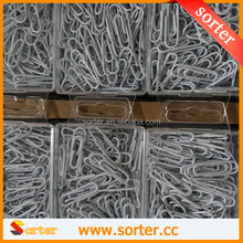2016 New MINI White METAL PAPER CLIP decorative paper clips