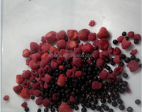 New Crop frozen mixed berries