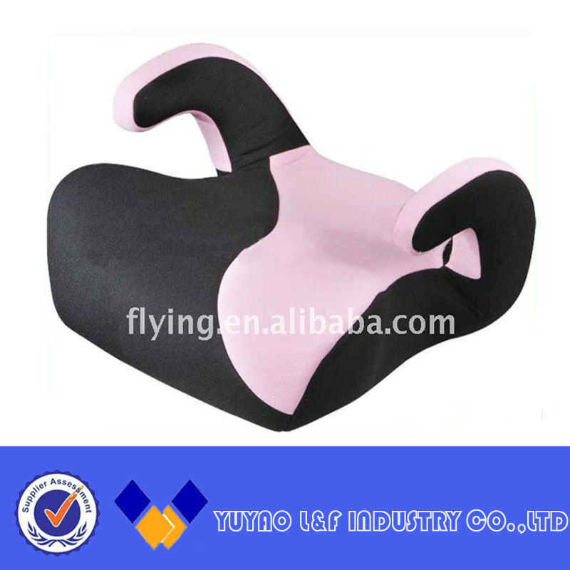 Comfortable baby car seat / cushion booster
