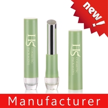 Custom empty slim lipstick tube packaging cosmetic