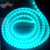 14 pixels 42led/m rgb addressable led strip 12v