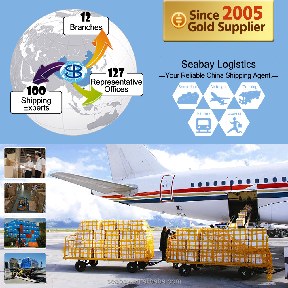 Fast cheap air freight cost to india