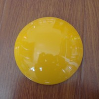 Bright color 4inch ceramic road stud reflectors