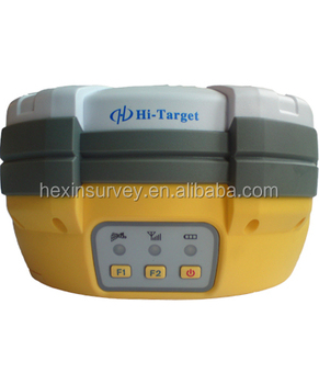 best price and high quality Dual-frequency hi-target v30 RTK GNSS gps
