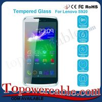 Anti Fingerprint Tempered Glass Screen Guard Protector For Lenovo S920 Bulk Buy From China