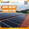 hot sale solar grid tie 10kw solar pv system for New Zealand market
