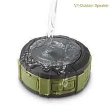 GSOU Audio Gadgets Bluetooth Speaker, Mini Bluetooth Shower Speaker With Suction Cup