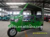 passenger Tricycle with cargo box/Three Wheel Motorcycle