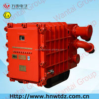 Mining Explosion-proof Single Phase Motor Starter