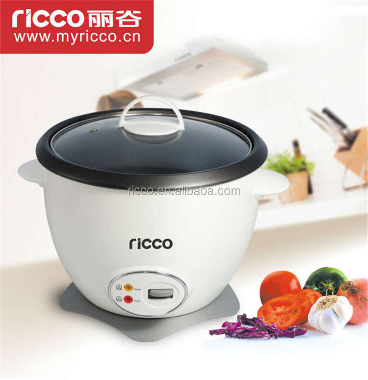 RC-100K 400W 1.0L 5 cups mini electric rice cooker 110v
