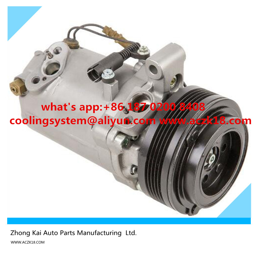 SS120DL AC Compressor air conditioning FOR B MW 3 E46 Berlina Coup 64528375319 64526901206