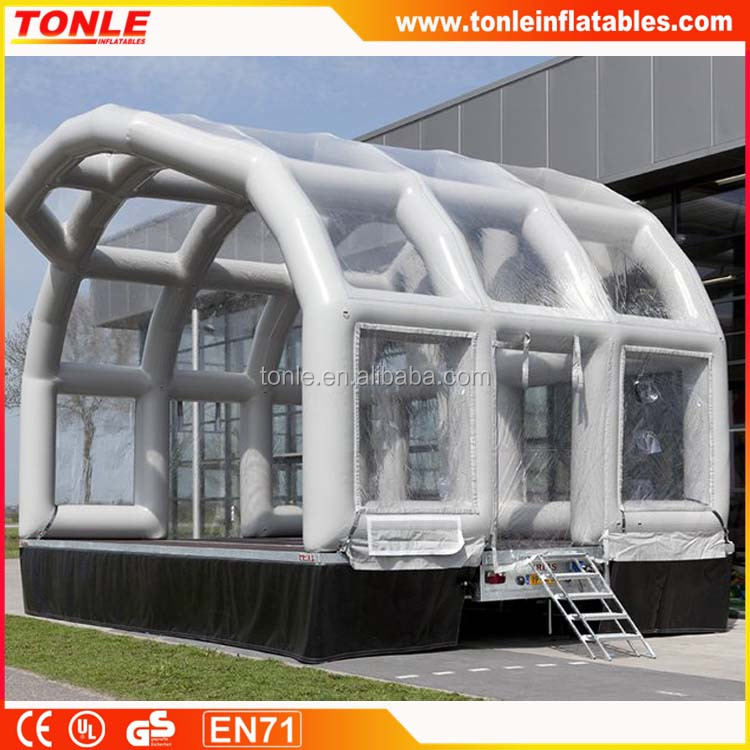 inflatable Mobile stages/ inflatable event tent