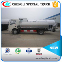 Donngfeng 4x2 4x2 Small Mini RHD Stainless Watering Truck Water Tanker Truck
